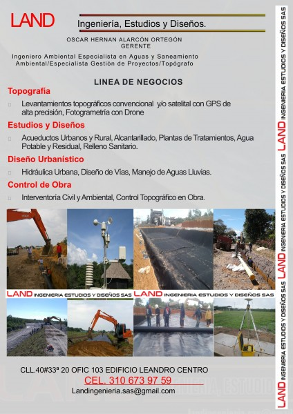 LAND Ingenieria, Estudio y Diseño