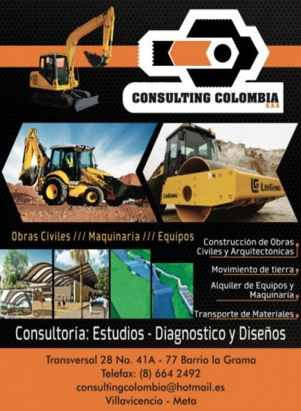 CONSULTING COLOMBIA SAS